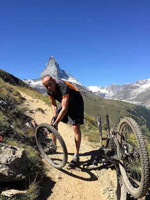 Le kit de réparation à emmener en montagne